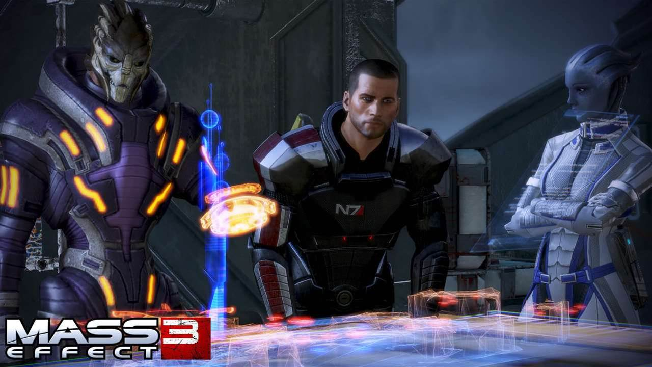 """BioWare offers """"more clarity"""" for Mass Effect 3 players seeking """"further closure"""""""