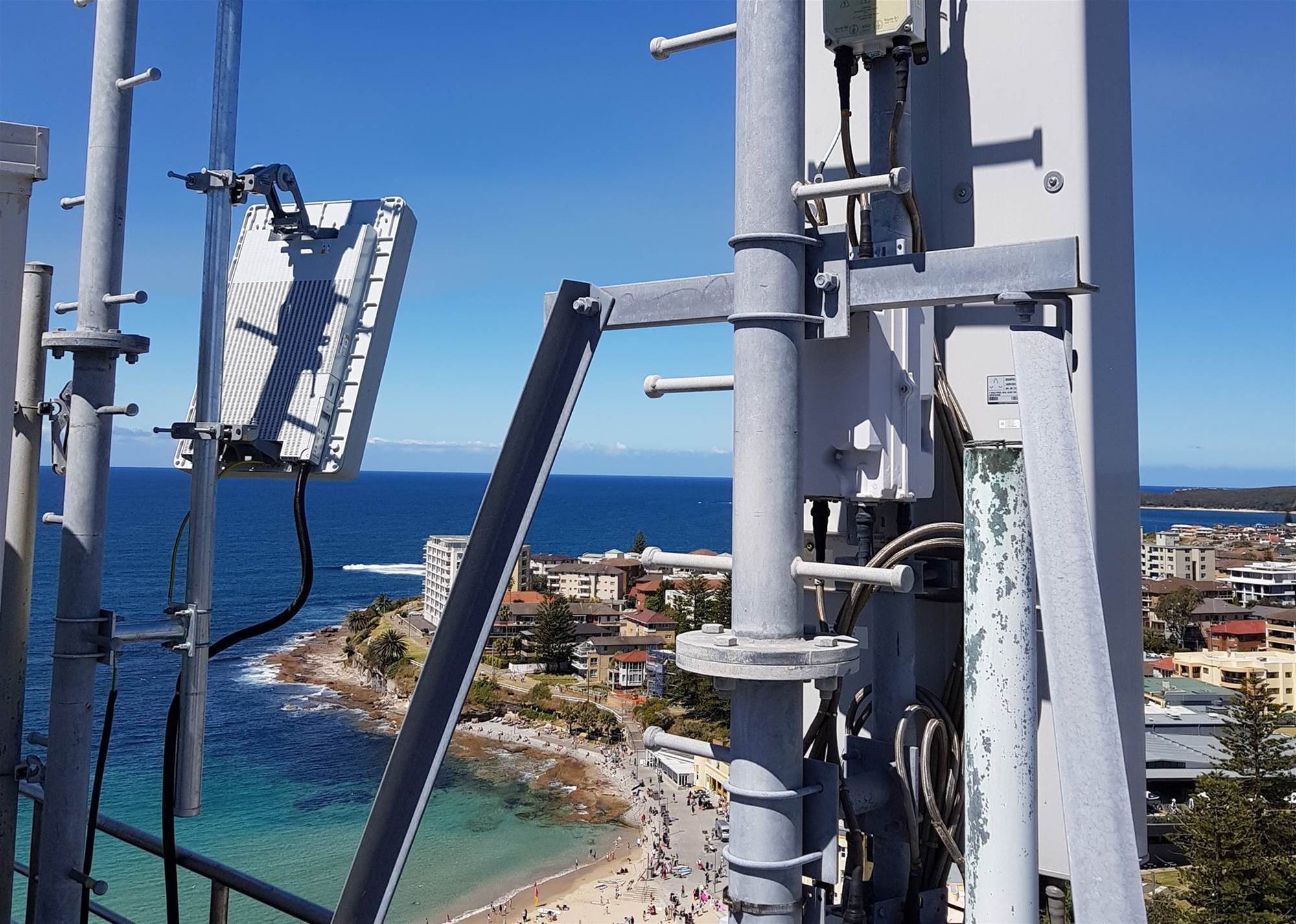 Vodafone to upgrade cell sites with massive MIMO