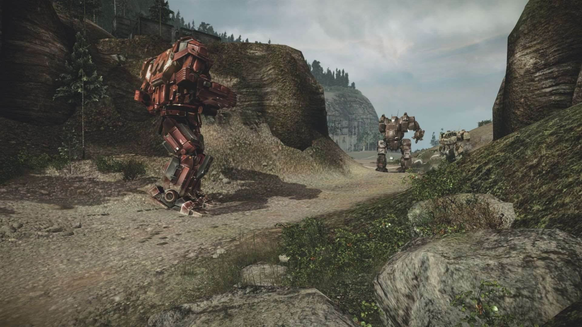 MechWarrior Online – new screens, gameplay trailer and frickin' lasers