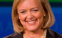 HP's Whitman to partners: 'We've got our swagger back'
