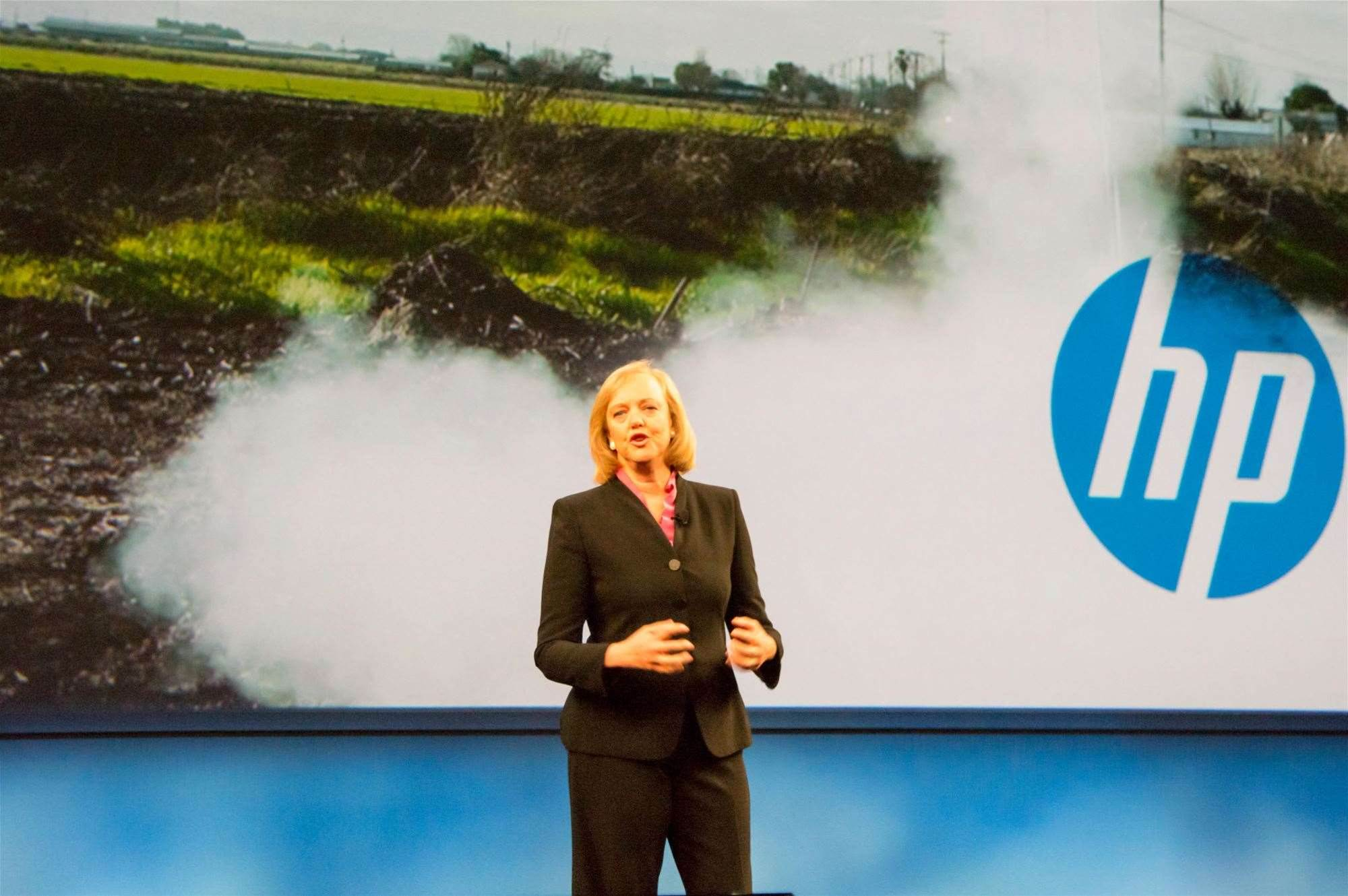 HP's Whitman gets big pay hike
