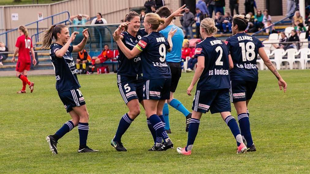 Matilda: Melbourne Victory the way back