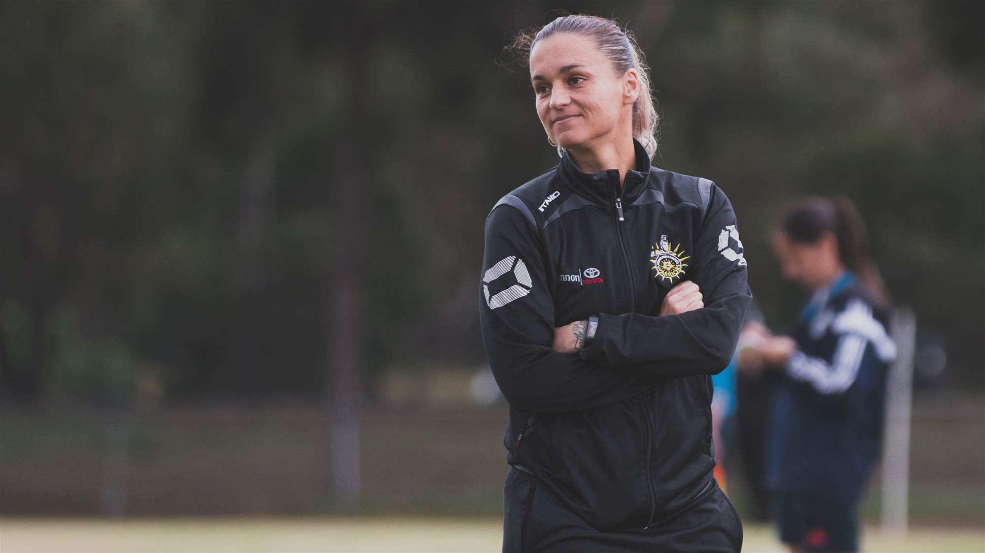 Barbieri on NPLW: You're not exactly allowed to pay players