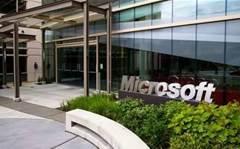 Two veteran Microsoft execs step down