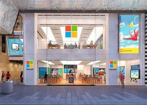 Microsoft hosting small business event