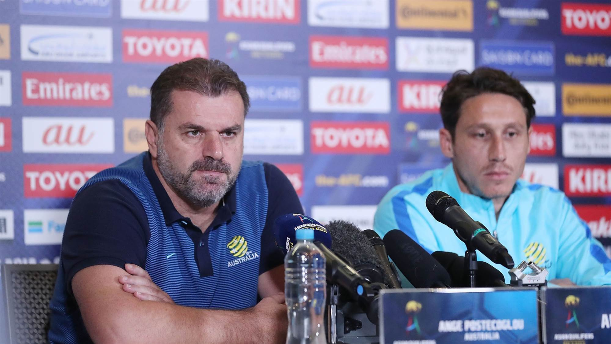Milligan: Socceroos never doubted Ange's tactics