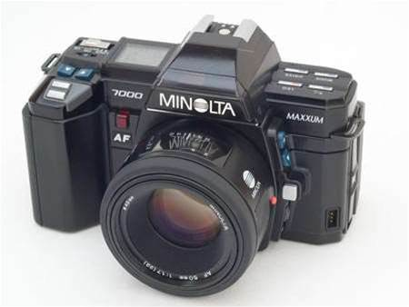 Classic cameras: why we still remember 80s cameras fondly
