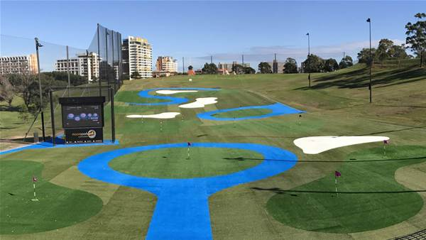 Moore Park driving range open for business