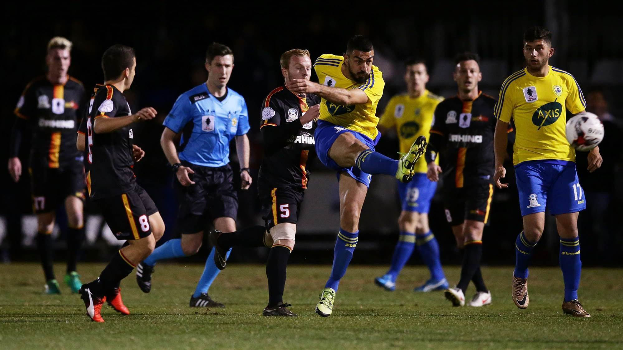 Berries' FFA Cup hero: I'm still numb
