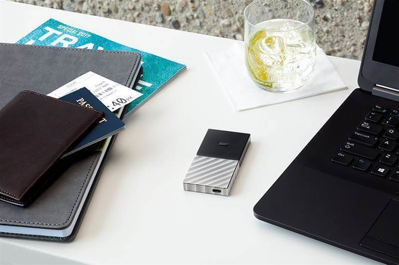 WD releases its first portable SSD
