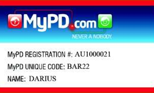 MyPD emergency ID service to expand overseas
