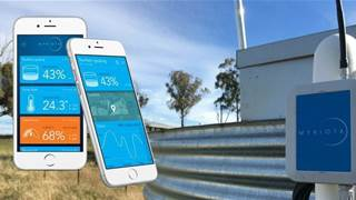 Aussie startup monitors remote water tanks via satellite