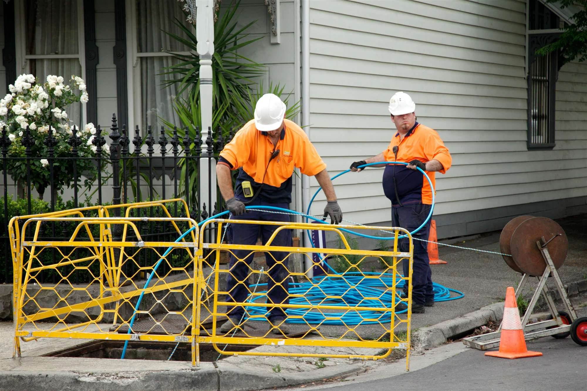 Visionstream's vote of confidence in NBN execs