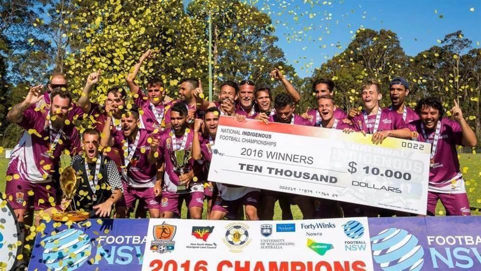 National Indigenous Football Championships Kick Off!