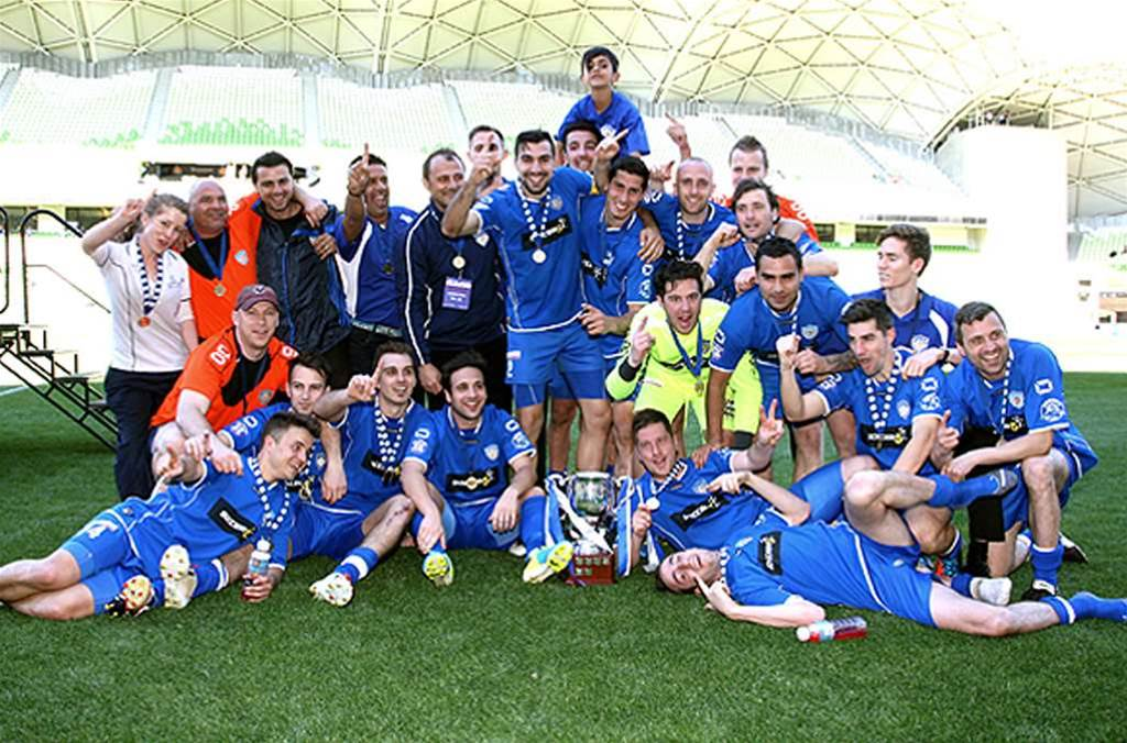 Northcote defeat Bentleigh to win VPL crown