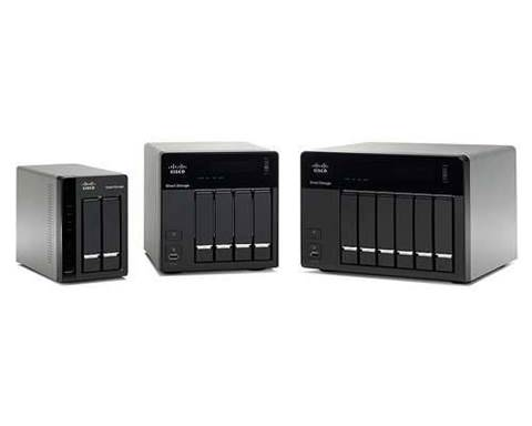 Cisco adds EMC's Mozy cloud to SMB storage