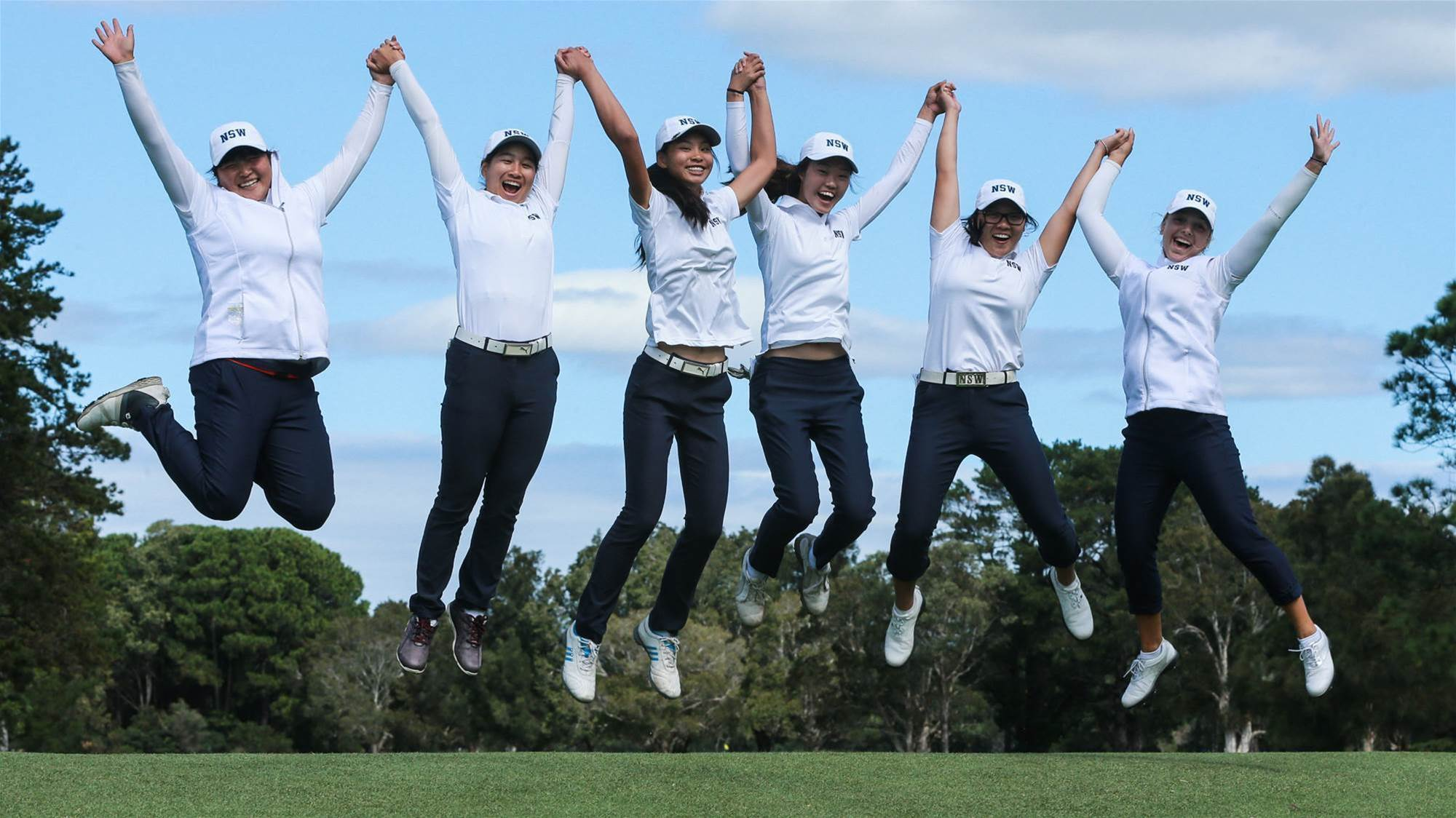Thrilling finales as NSW and WA win junior Interstate Series