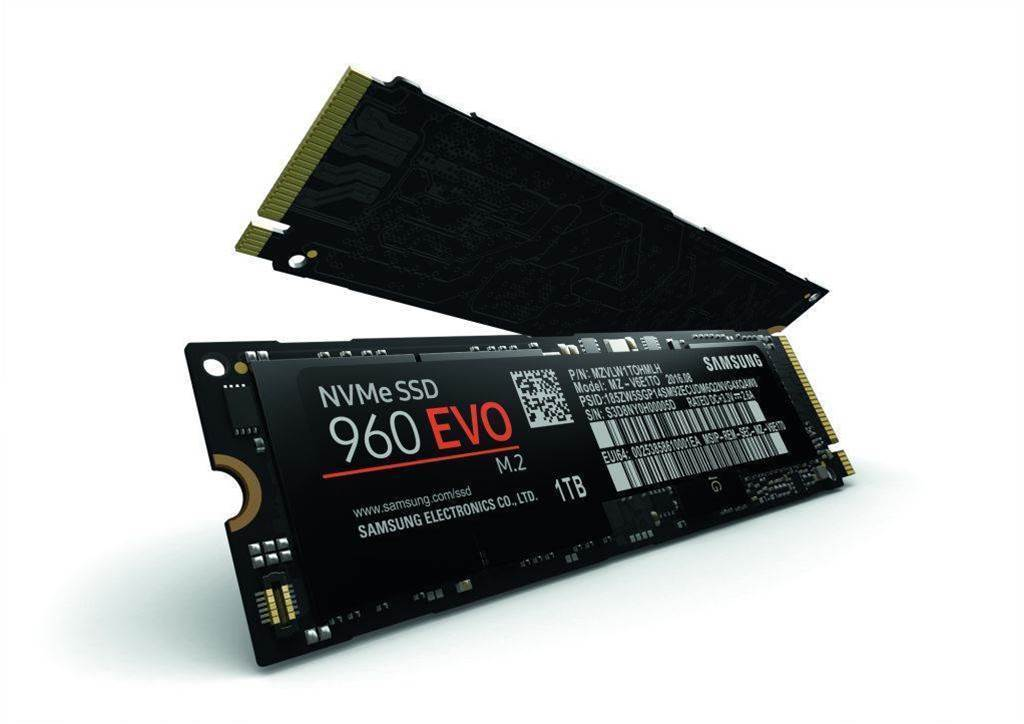 Samsung SSDs – not like the rest