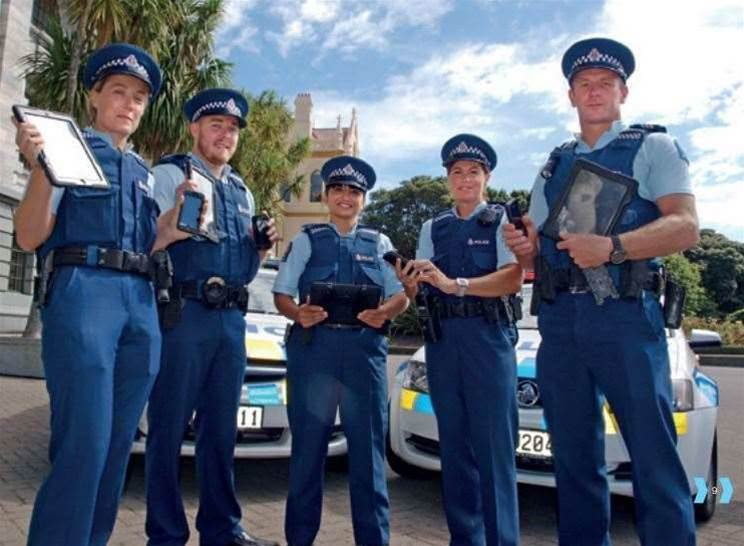 NZ Police see crime stats drop after Apple device rollout
