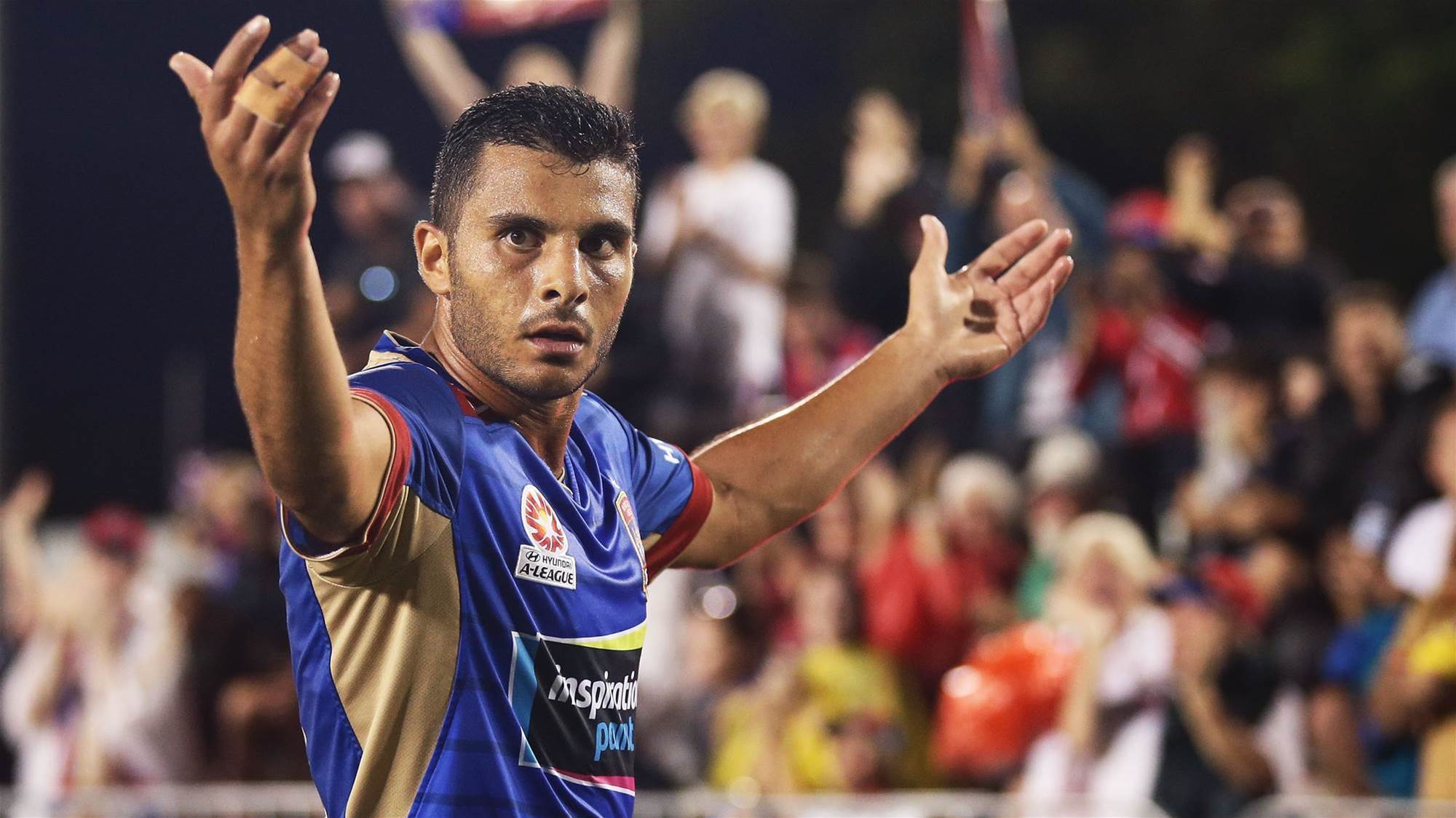 Andrew Nabbout's Socceroos Dream