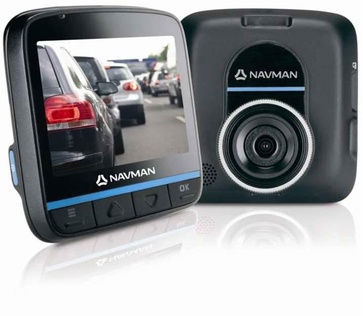 Navman releases in-car digital driver recorders