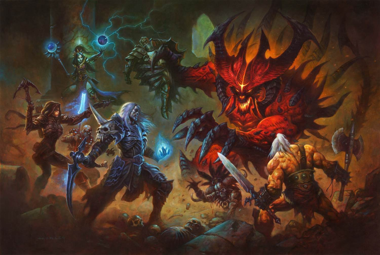 The dead walk again in Diablo III's Rise of the Necromancer DLC