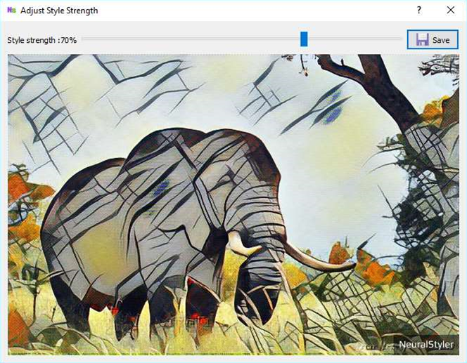 Prisma-like NeuralStyler 1.2 brings more creative control