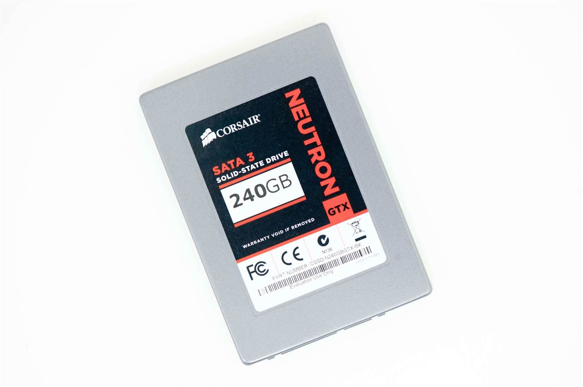 Corsair Neutron 240GB review