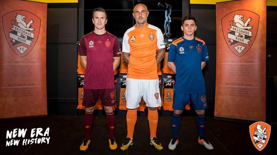 Brisbane Roar fans react to new kits