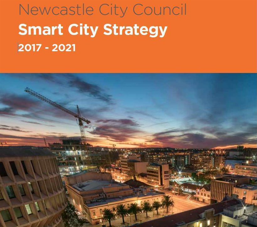 Newcastle's four-year smart city plan unveiled