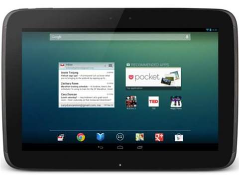 Will Nexus 10 bring Android 5.0 Key Lime Pie this October?
