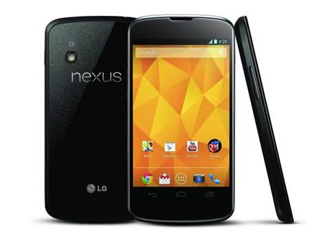 Nexus 4 to go on sale at Harvey Norman