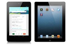 iPad Mini or Nexus 7: which would make more sense for work?