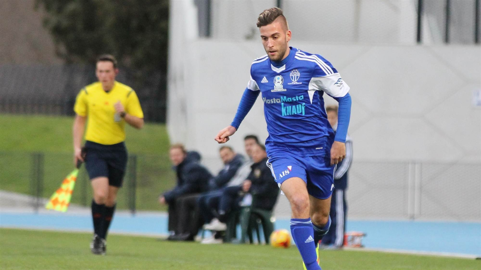 South Melbourne: It's our time for FFA Cup magic