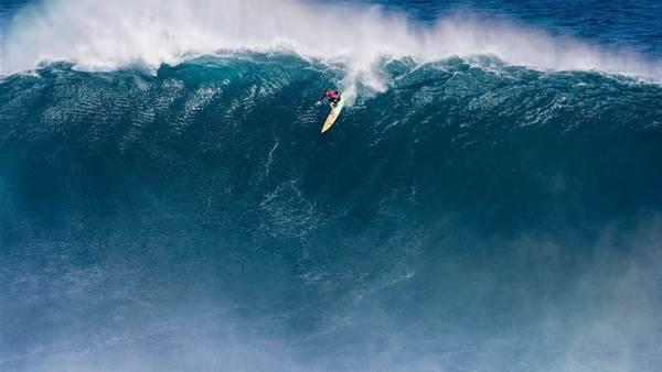 2016 World Surf League Highlights Part 1
