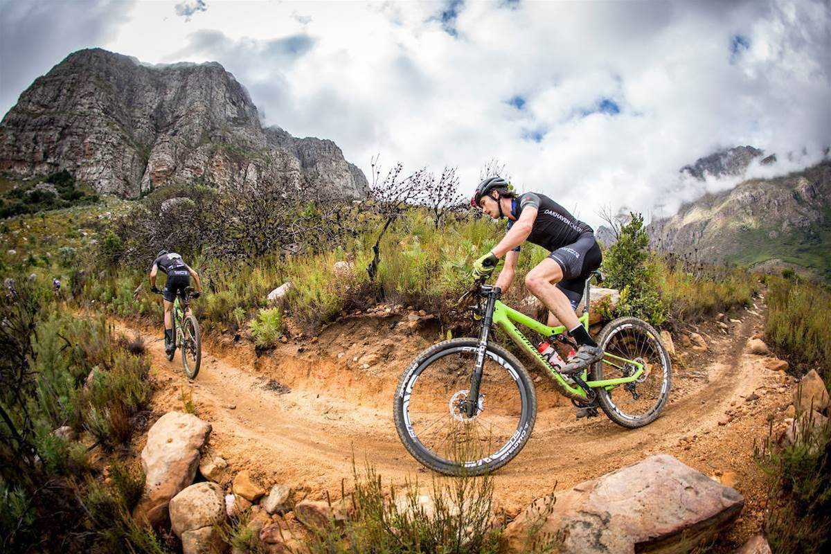 South African riders aim for Cape Epic top step