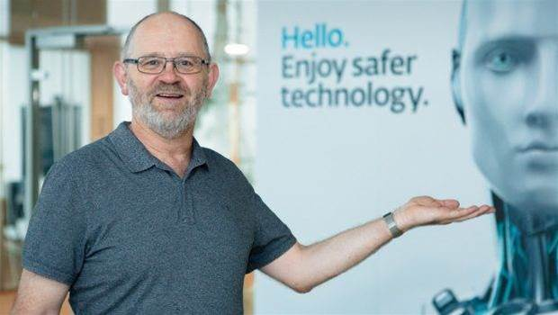 Interview: The ESET expert