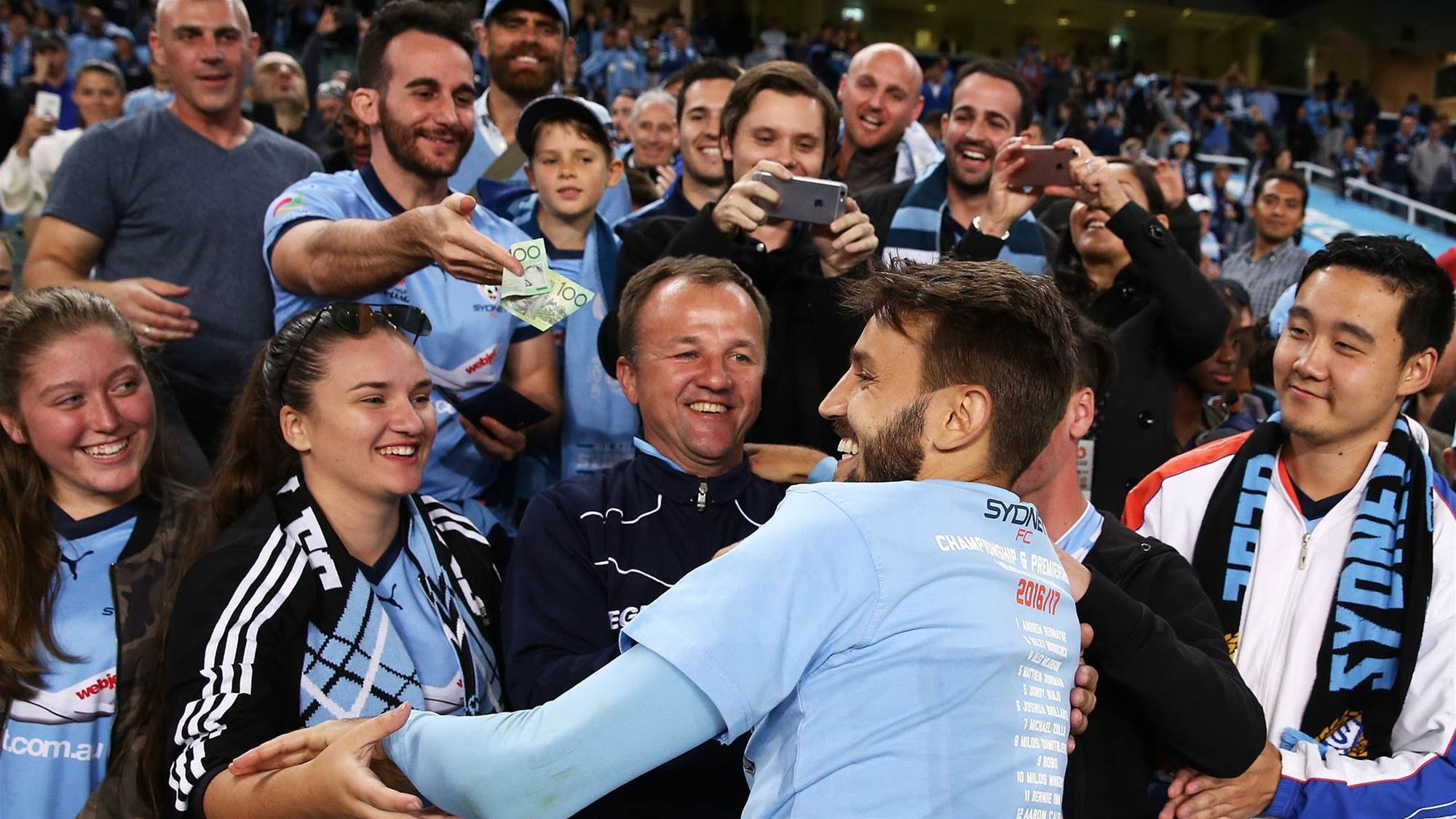 Arnold: Ninkovic has an offer he can't refuse