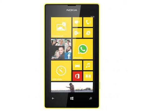 Cheap smartphones: The $229 Nokia Lumia 520