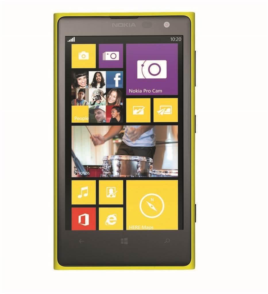 Review: Nokia Lumia 1020