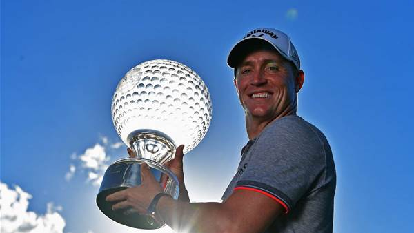 EURO TOUR: Noren stays hot to clinch Nedbank Challenge