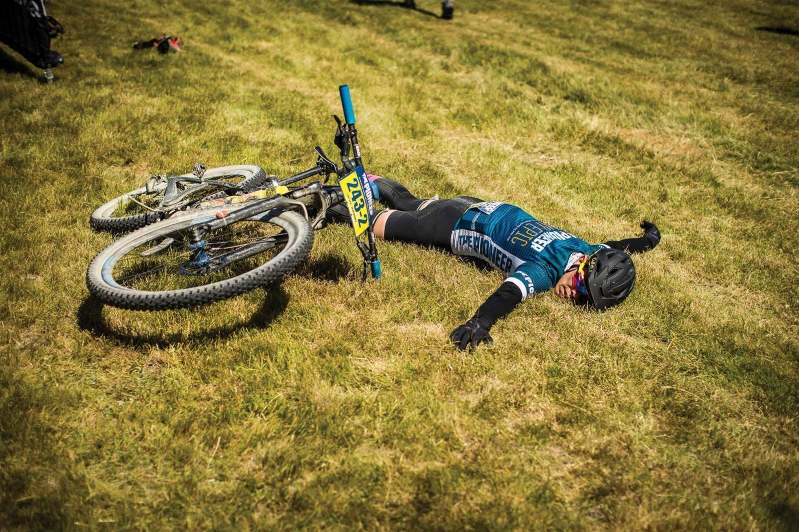 NUTRITION: THE ART OF SUFFERING AND BEATING FATIGUE