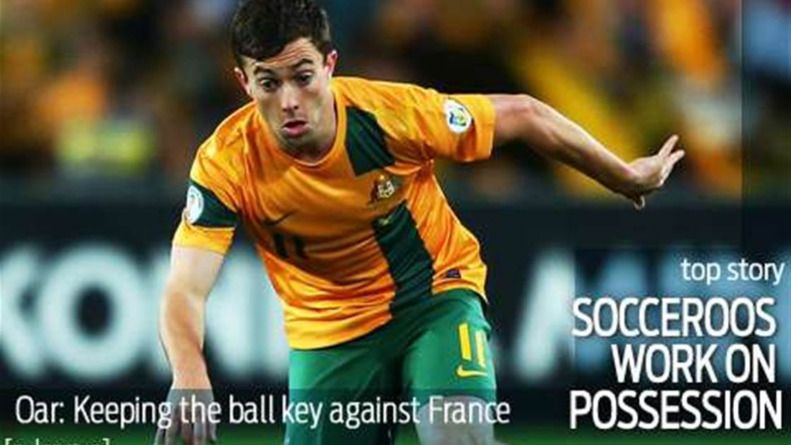 Socceroos shift focus to defence