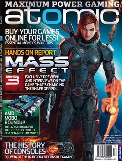 Atomic Magazine goes digital on Zinio!