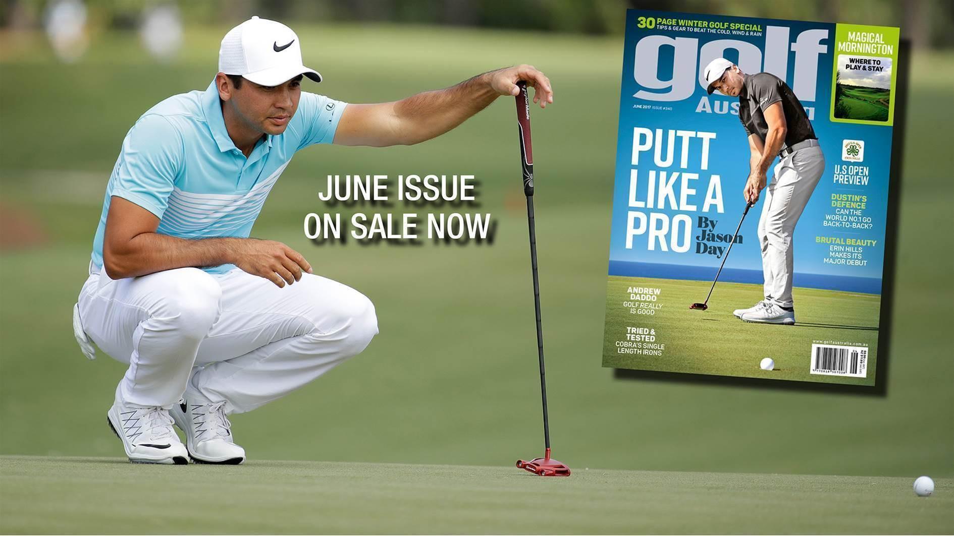 Inside: Golf Australia June 2017