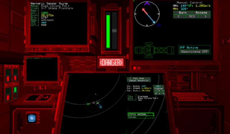 Australian space sim Objects in Space gets a release date