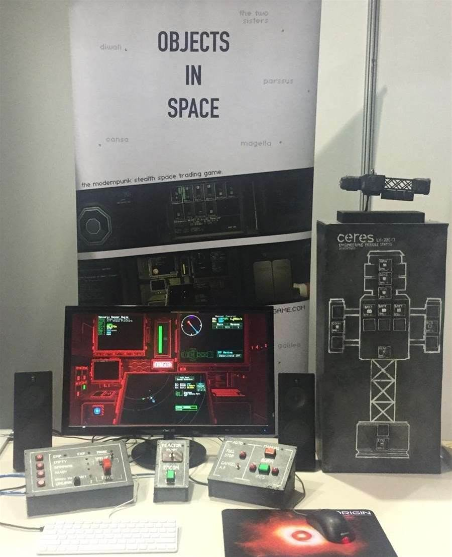 Objects in Space developers want you to build your own bridge