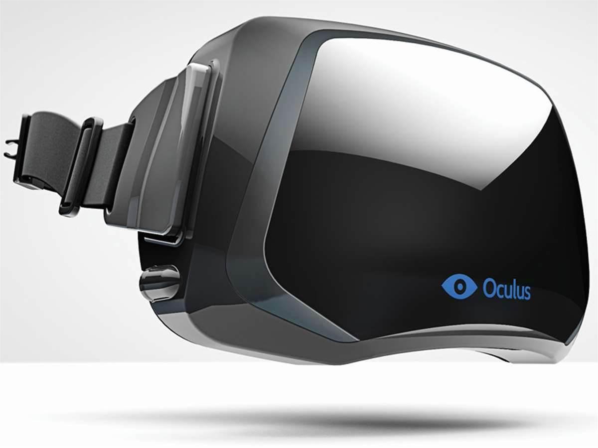 Want a free Oculus Rift?