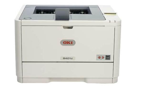Oki's B401d laser printer reviewed