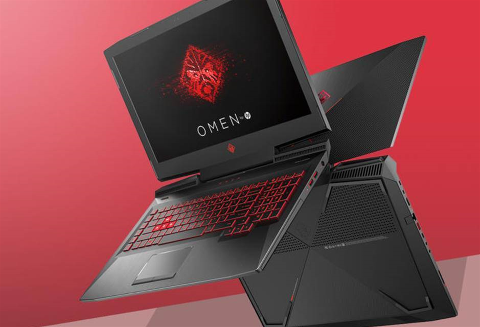 HP's latest gaming laptop is a VR-ready powerhouse